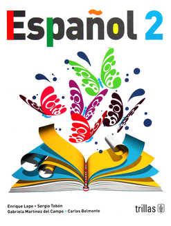 Espanol 2 Secundaria Librerias Hidalgo